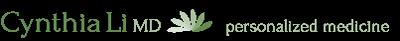 Cynthia Li  MD Sticky Logo